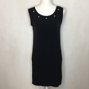 Beach by Jordan Taylor Black Coverup Size Large